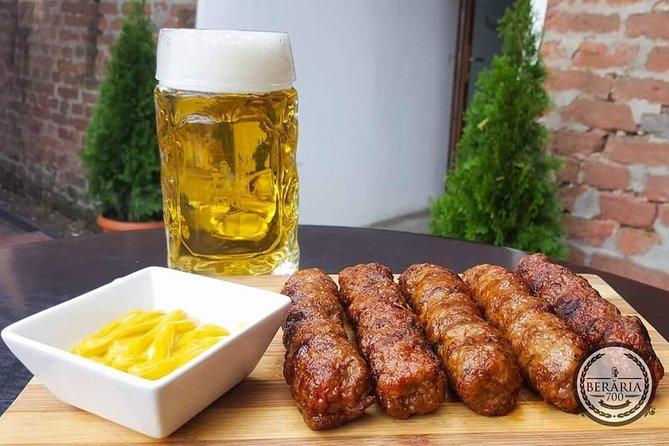 5 hour Timisoara's Food Tour