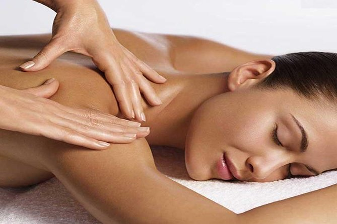 LuxMe Bali Deep Tissue Massage with Hotel Pickup.