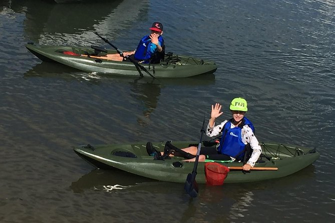 1 Hour Mooloolaba Rivers Kayak Rental