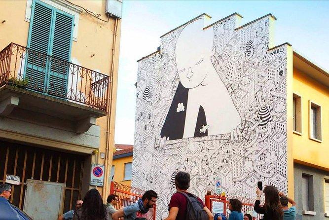 Turin STREET ART tour (open-air museum)