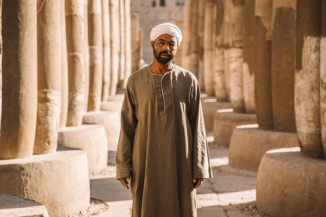 Aswan to Luxor: Full-Day Private Tour Temples and Tombs
