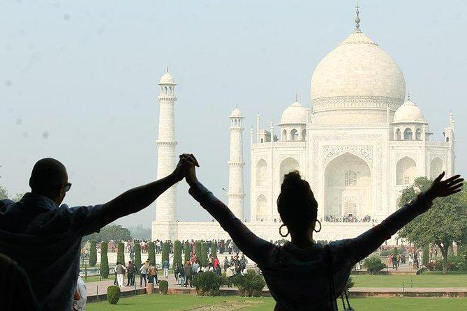 Full-Day Private Taj Mahal Tour by Car in Delhi
