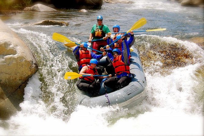 1 Hour Private White Water Rafting in Kitulgala From Kandy with Hotel Pickup