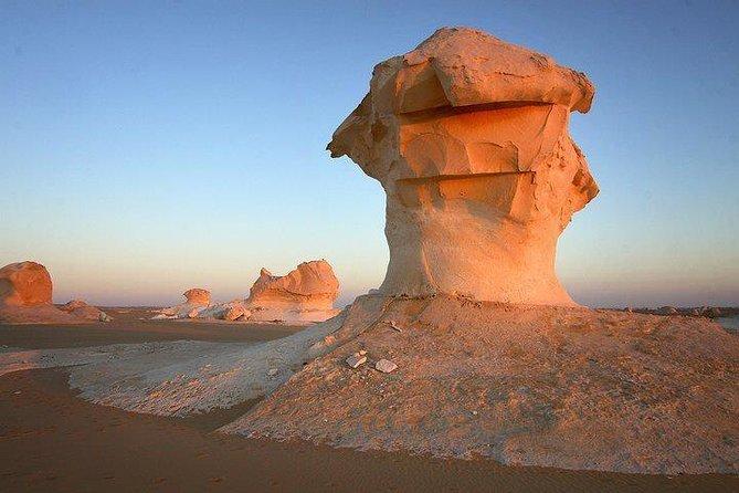 2-Days White Desert Adventure at Bahariya Oasis in Egypt