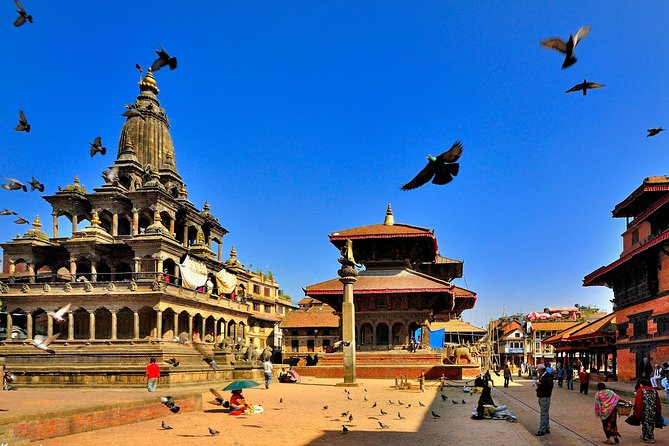 From Nagarkot sunrise to 5 heritage sites of Kathmandu with 2 different Guides