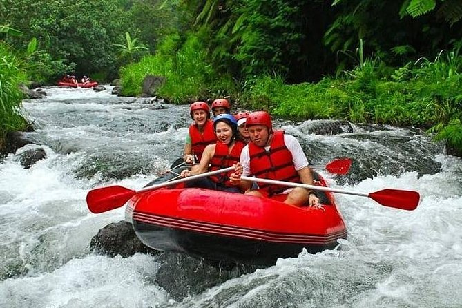 Bali Water rafting Adventure