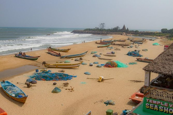 Full-Day Mahabalipuram Tour from Chennai with Lunch