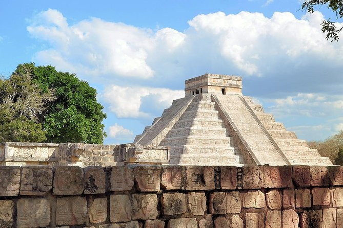 CHICHEN ITZA DELUXE TOUR, Cenote, Buffet, Unlimited Drinks (No hidden fees)