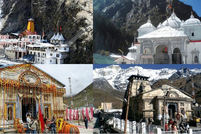 9 Day Char Dham Yatra from Haridwar | Chardham Yatra Tour Package from Haridwar photo 1