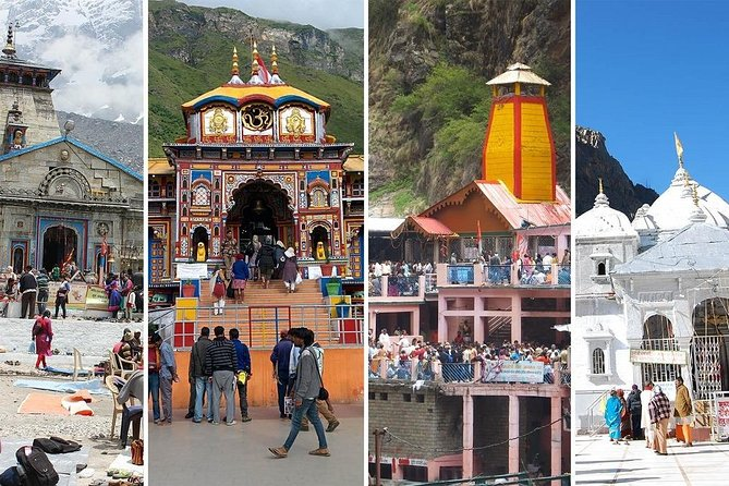 9 Day Char Dham Yatra from Haridwar | Chardham Yatra Tour Package from Haridwar photo 3