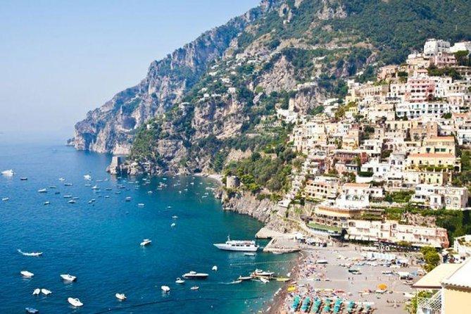 Private Transfer: Civitavecchia Port to Minori or vice versa