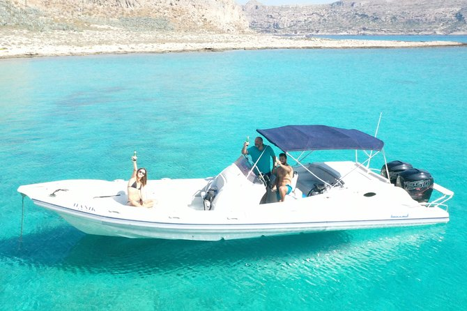 Private Boat Trip Kissamos Balos (price per group - up to 9 people) photo 5