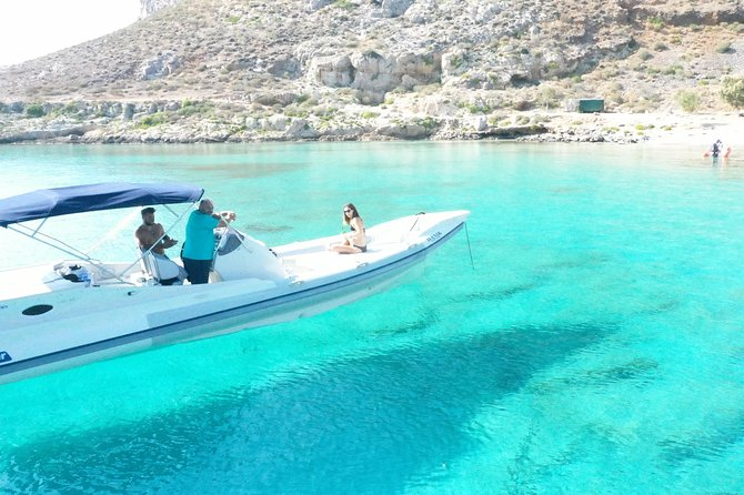 Private Boat Trip Kissamos Balos (price per group - up to 9 people) photo 19