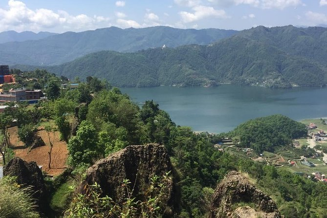 Half Day Easy Hiking To Rock Hill (Methlang) From Lakeside Pokhara Nepal