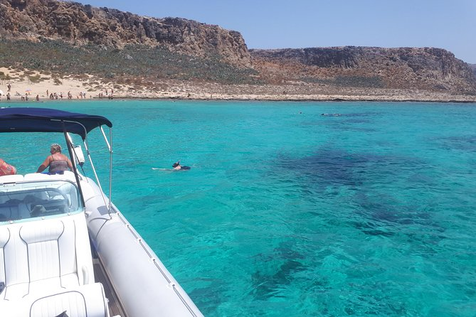 Private Boat Trip Kissamos Balos (price per group - up to 9 people) photo 10