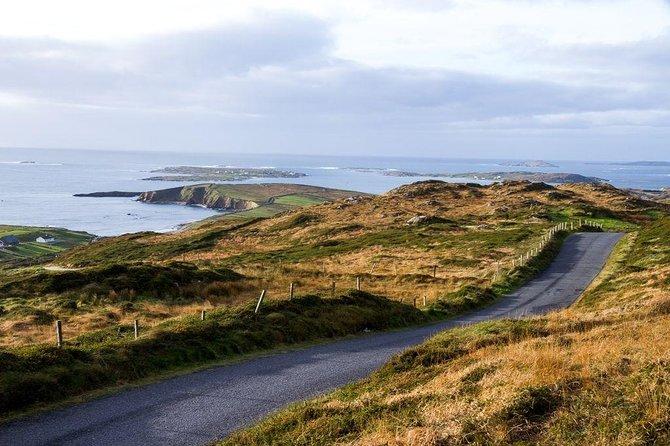 Connemara und Galway Bay von Dublin aus