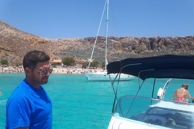 Private Boat Trip Kissamos Balos (price per group - up to 9 people) photo 18
