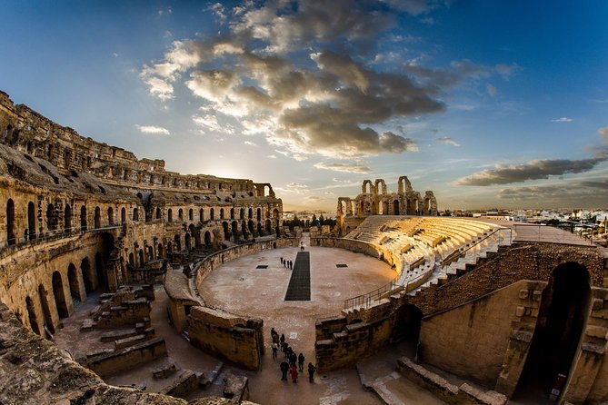 1 Day Excursion Kairouan and El Jem from Tunis or Hammamet