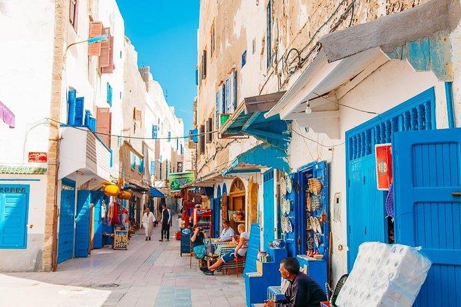 Private 2 day Tour of Essaouira from Marrakech (Atlantic coast beach Trip)
