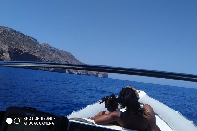 Private Boat Trip Kissamos Balos (price per group - up to 9 people) photo 3