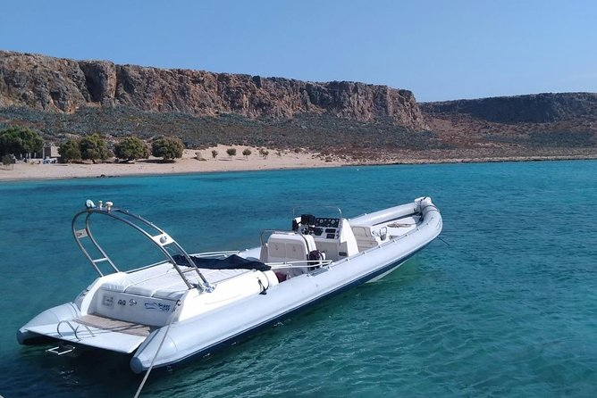 Private Boat Trip Kissamos Balos (price per group - up to 9 people) photo 6