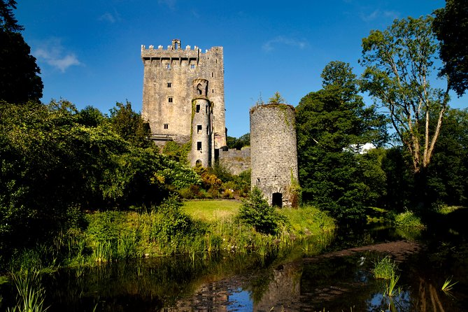 Cork and Blarney Castle Rail Tour from Dublin