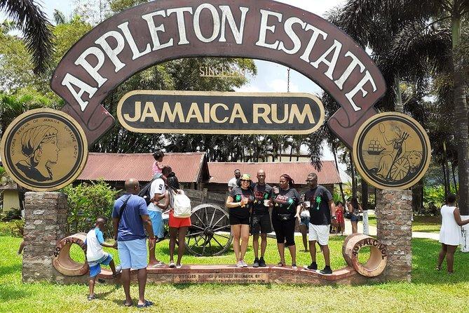 Pelican Bar, Appleton Rum Tour, YS Falls Jamaica south coast experience