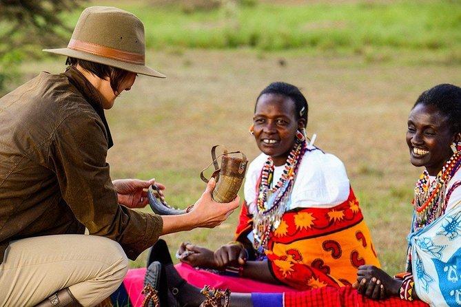 Lake Manyara National Park Day Trip Tour