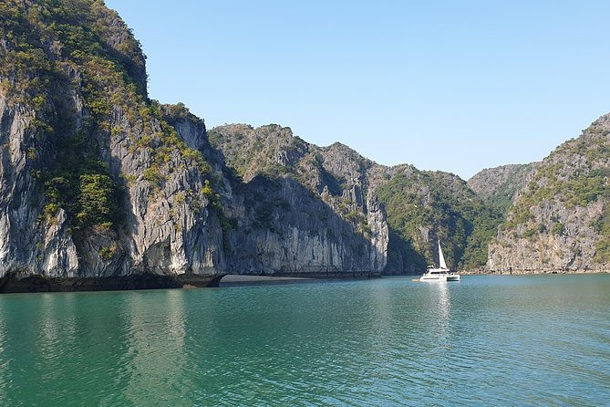 Amazing day - Discover real Ha Long bay and Lan Ha bay photo 2