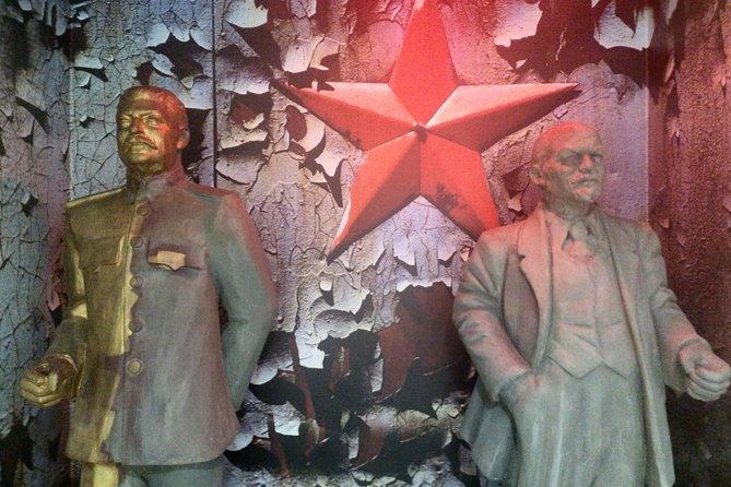 Communistische rondleiding door Praag met inclusief communistisch museum