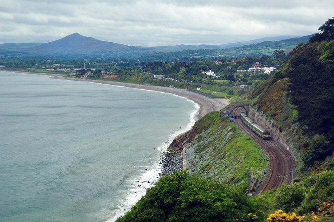 Dublin Independent 4-Day Rail Tour from London