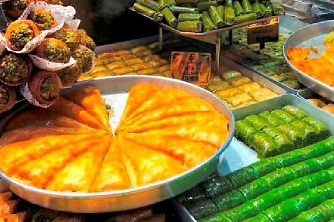 Istanbul Taste Buds- Market visiting, Food tasting- Turkish Breakfast & Lunch