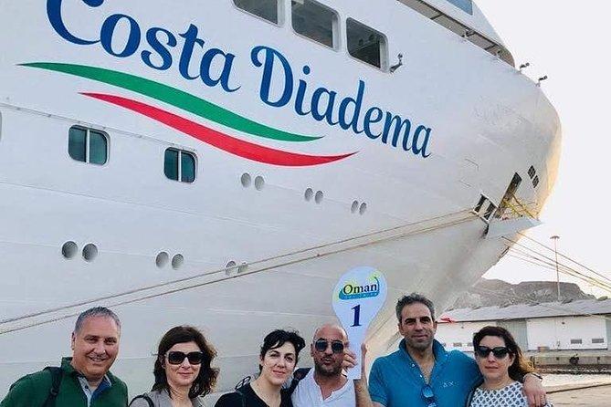 Crociera-Escursione di Muscat interagiornata
