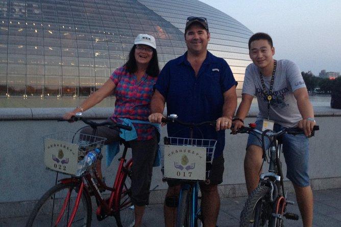 Privétour-Beijing per fiets 's nachts