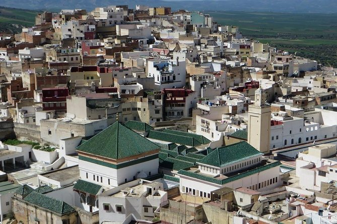 Private Tours From fes to Volubilis and Moulay idrissi & Meknes