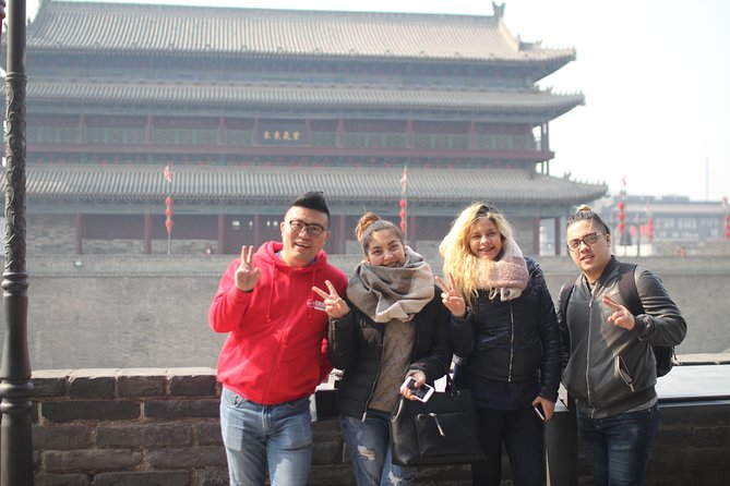 All Inclusive Private Tour:2-Day of Xi'an from Shanghai Round-Trip by Air