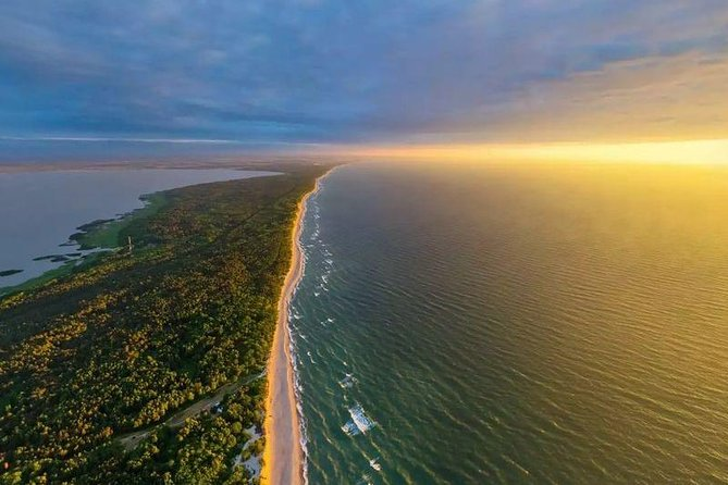Curonian spit private full-day tour from Vilnius photo 1