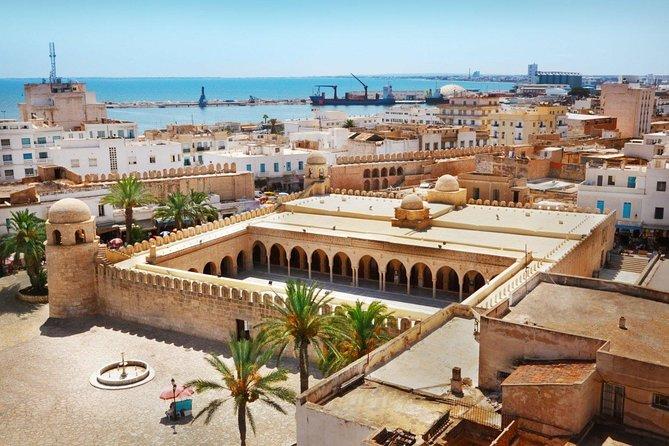 Must-see Day trip SOUSSE - MONASTIR from Tunis or Hammamet