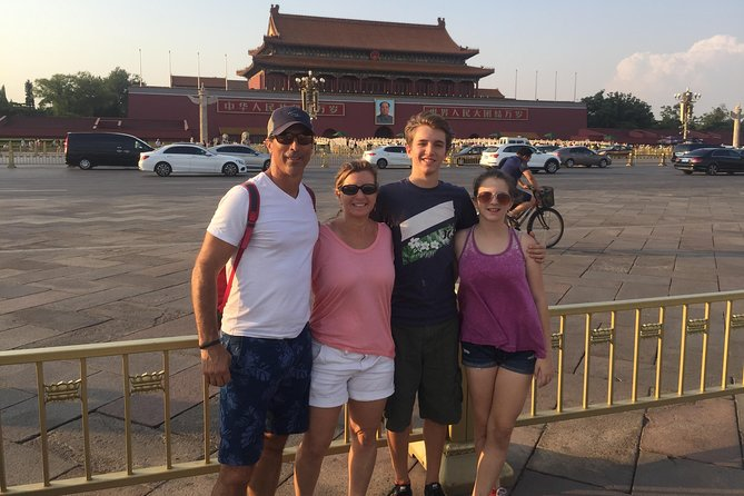 All Inclusive Private Tour:3-Day of Xi'an and Beijing from Shanghai by Air