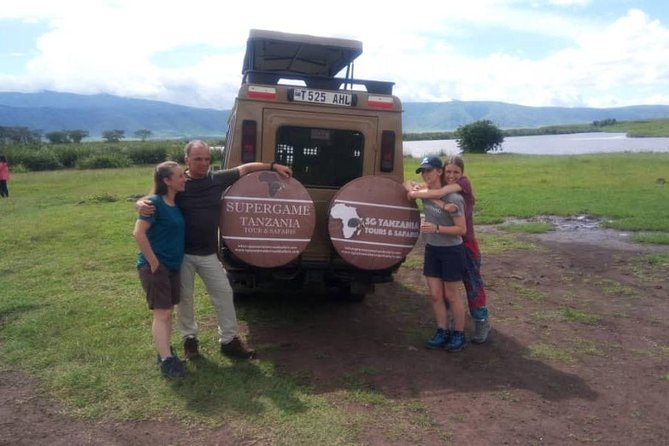 3days Tracking the Big 5 (serengeti and ngorongoro crater)