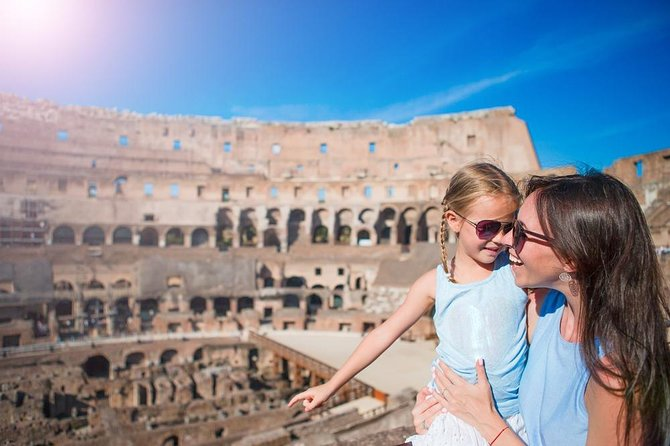 12 People Guided Tour: Rome in 2 Days