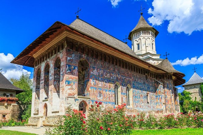 Transylvania and the Moldavian Monasteries