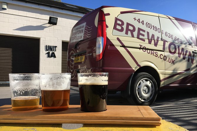 York Breweries Bus Tours