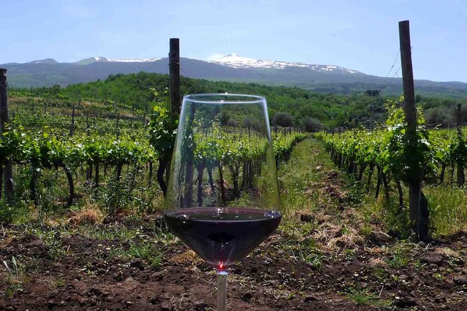 Etna and Wine