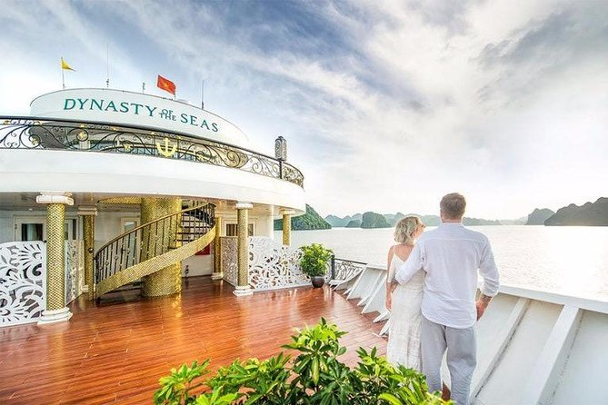 (Official) Dynasty of the seas cruises 5*- Halong Bay 2days 1night