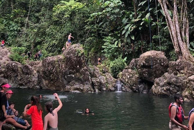 Private Half-Day Puerto Rico Island of Enchantment Beach and Jungle Adventure