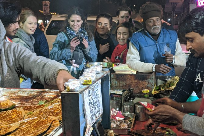 Jaipur Street Food Walking Tour