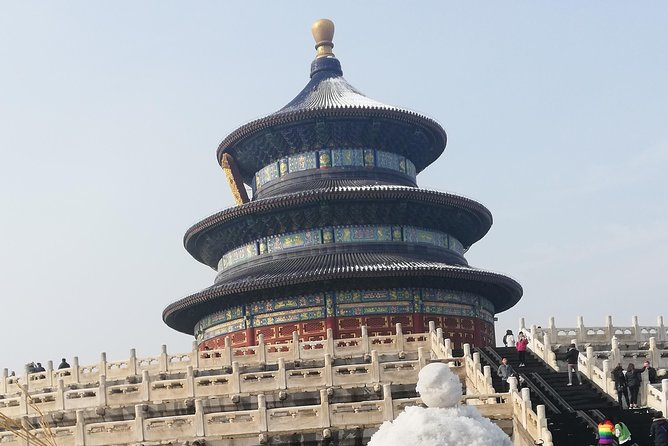 1 Day Old Beijing City Tour .Forbidden City,Hutong,Temple of Heaven
