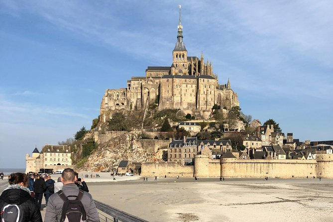 MONT SAINT-MICHEL : Best Offer by High Speed Train (Day Trip from Paris)