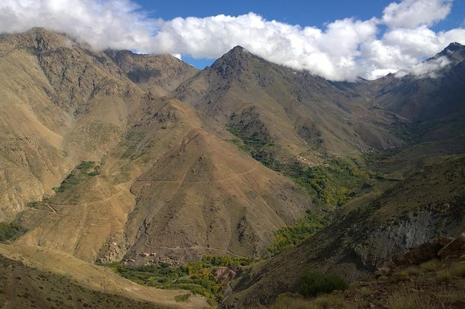 2 Day Atlas Mountains Trip: Berber villages & 2 Valleys Trek from Marrakech
